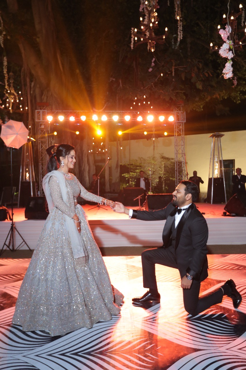 Sagar & Prerna's Wedding in Udman Hotels ans Resorts, Delhi