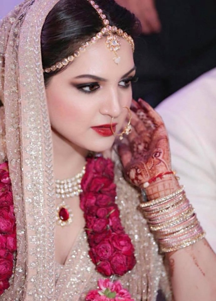 Shruti Sharma Bridal Makeup