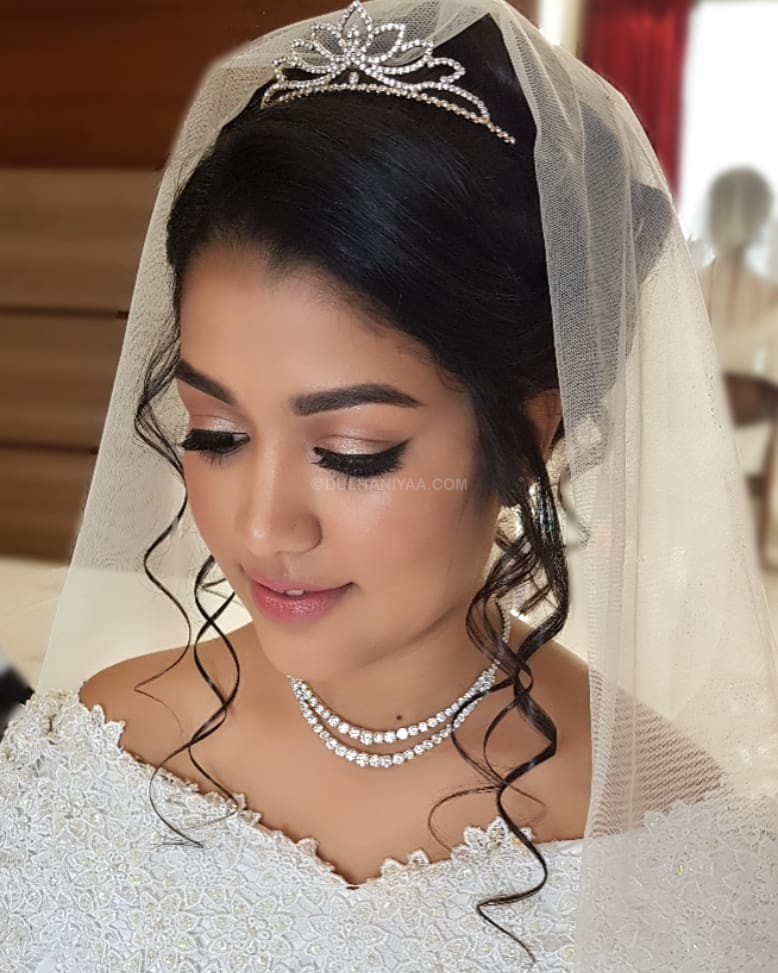 Chandini Mohindra Dawar Bridal Makeup