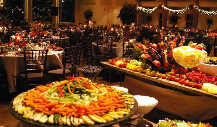 Curated Catering & Event Services