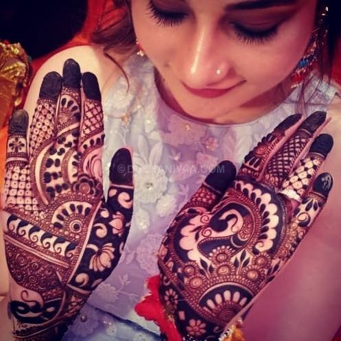 Digital Henna Touch By Aman Gupta