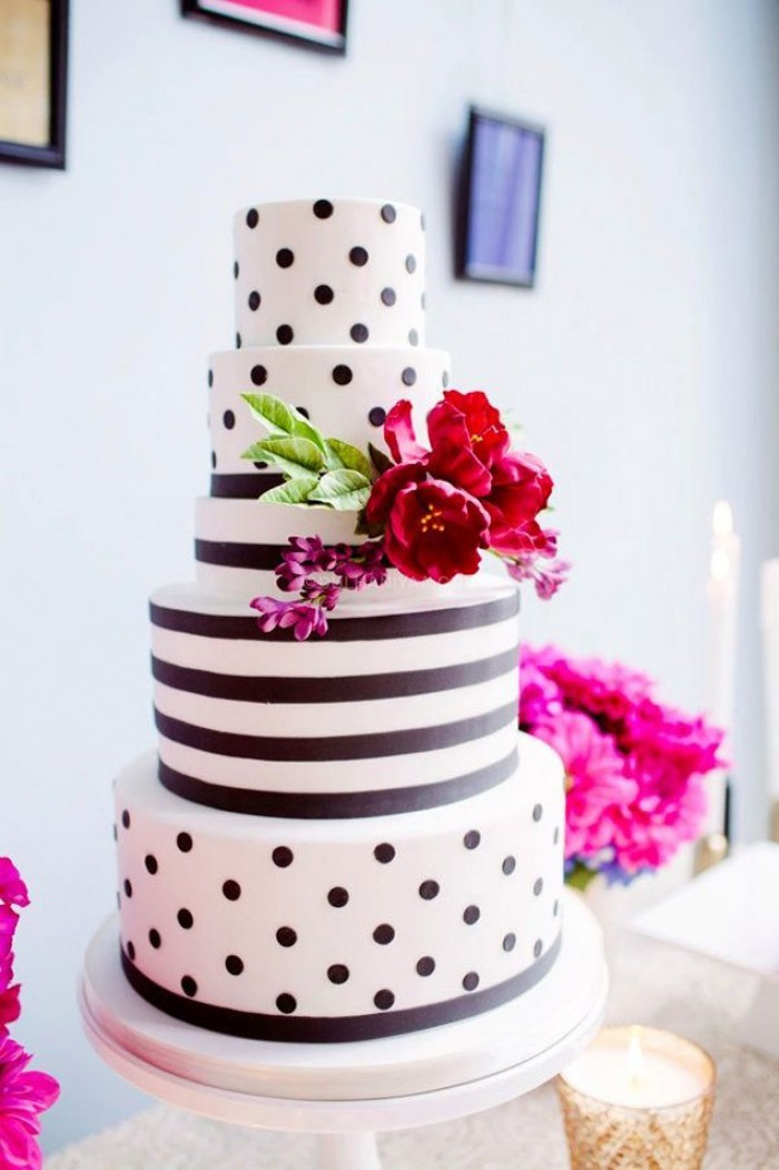 Dotted I Cakes