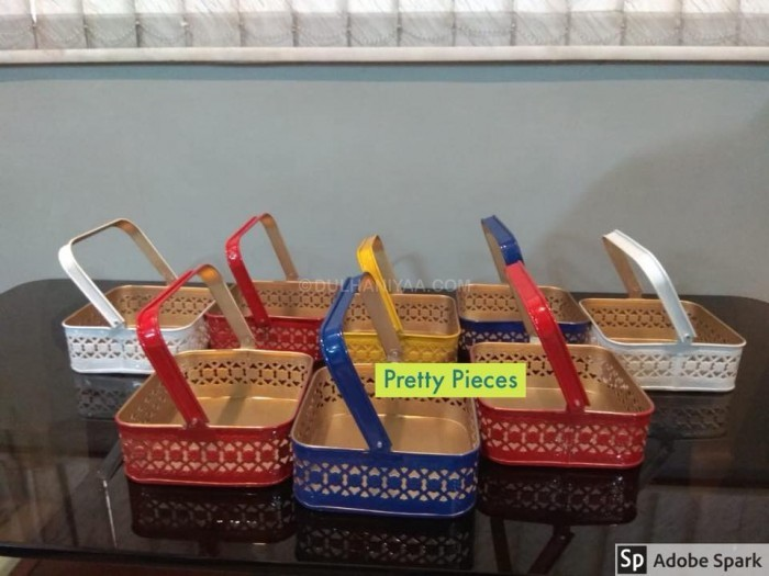 Pretty Pieces- Touch of India