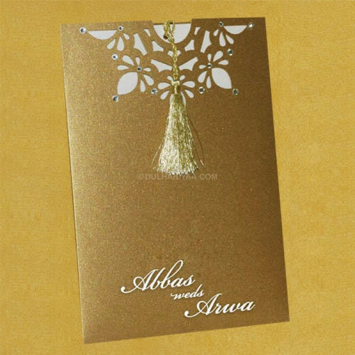 Saifee Wedding Cards
