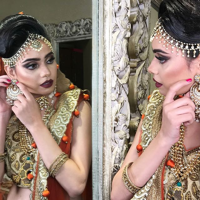 Meenakshi Dutt Makeovers