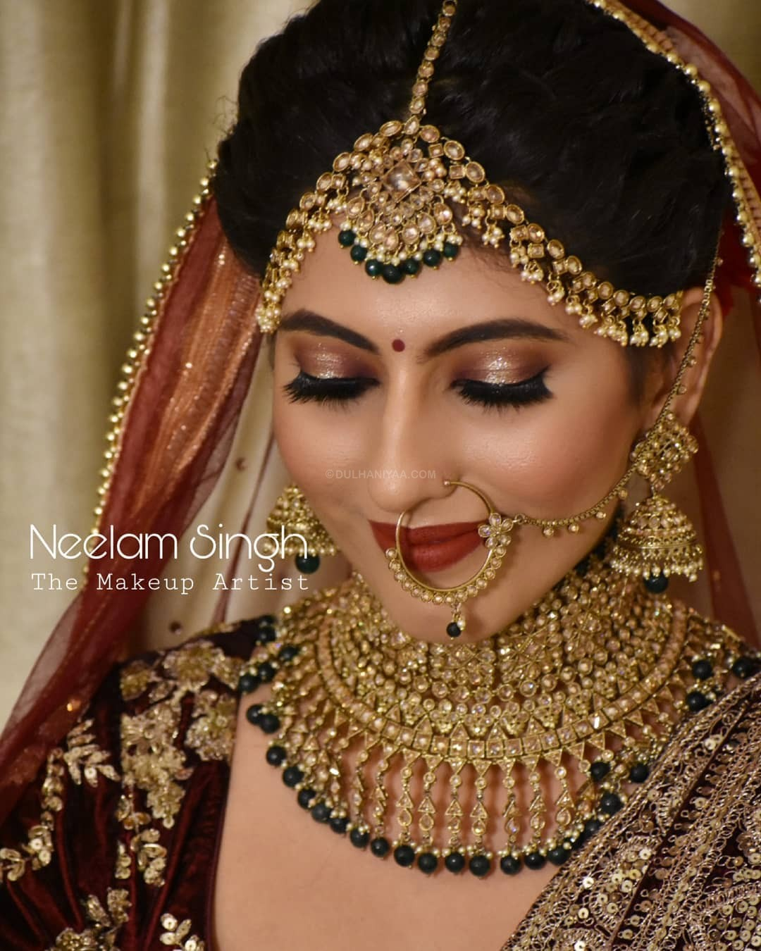 Neelam Singh-The Makeup Artist