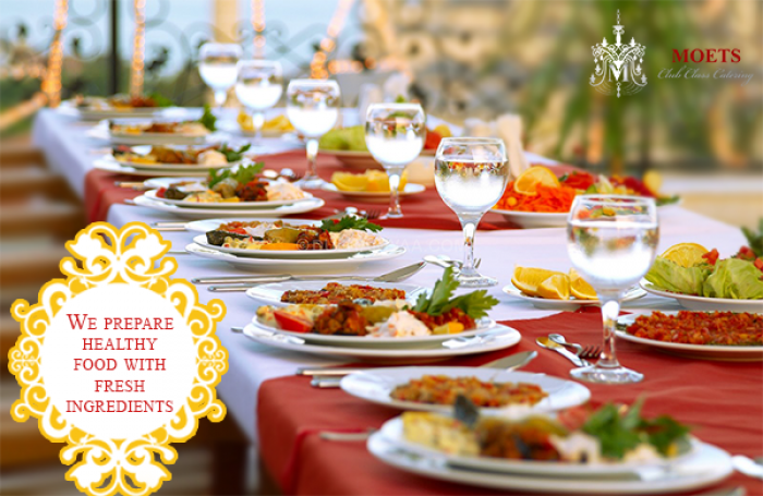 MOETS CLUB CLASS CATERING SERVICES