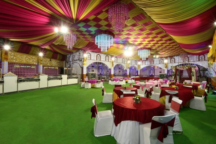 Anand Mangal Banquet Hall