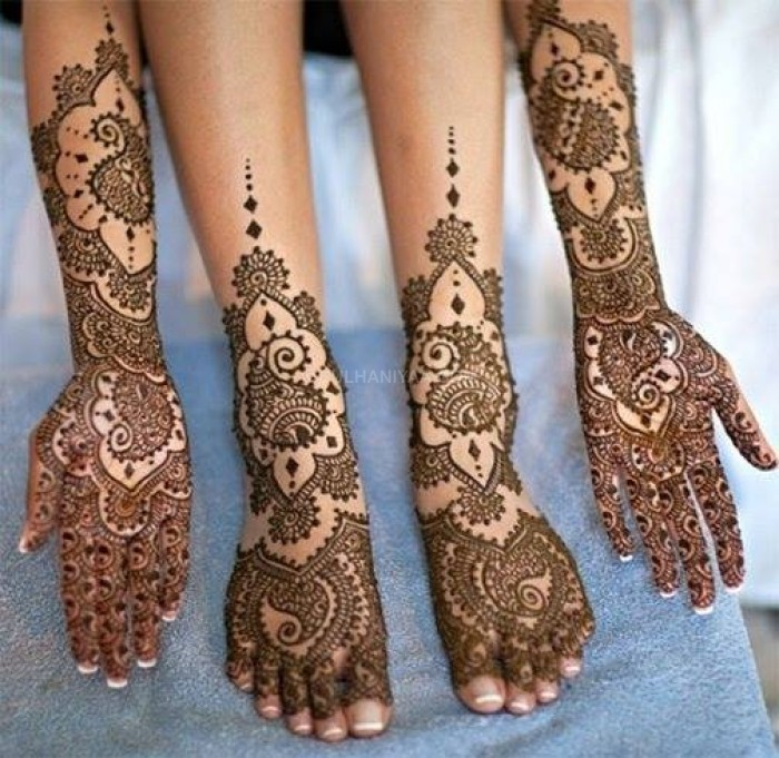 Manoj Mehndi Art