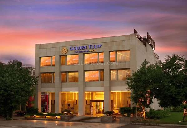 Golden Tulip The Galgotias Hotel