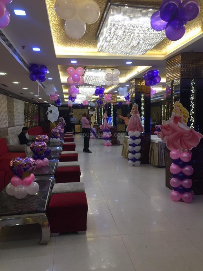 Clay 1 Sapphire Party Hall