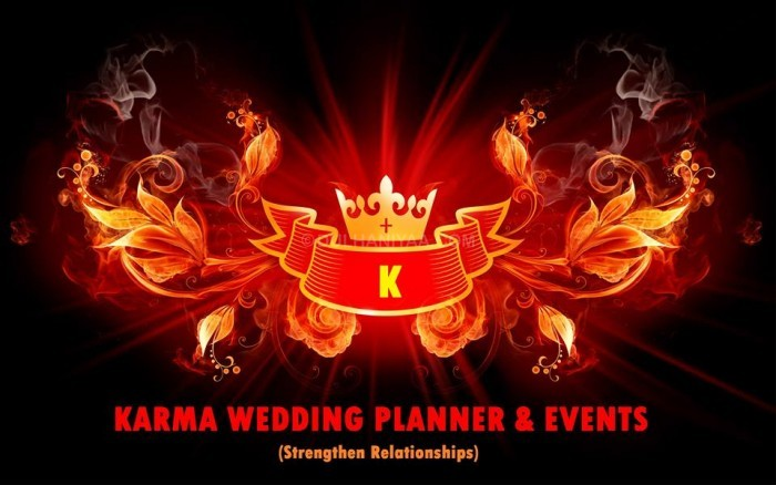 Karma Wedding Planner and Events