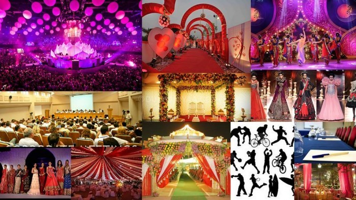AMS Events and Wedding Planner