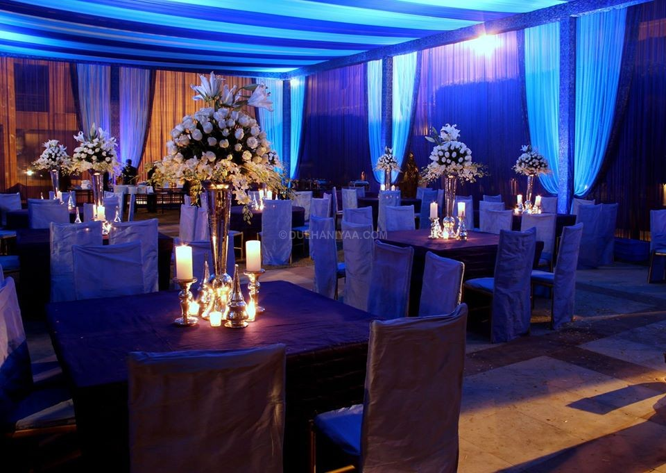 Azure - Events and  Weddings