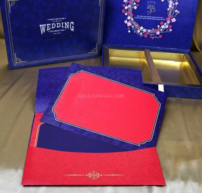 Sumeghas Designer Wedding Cards
