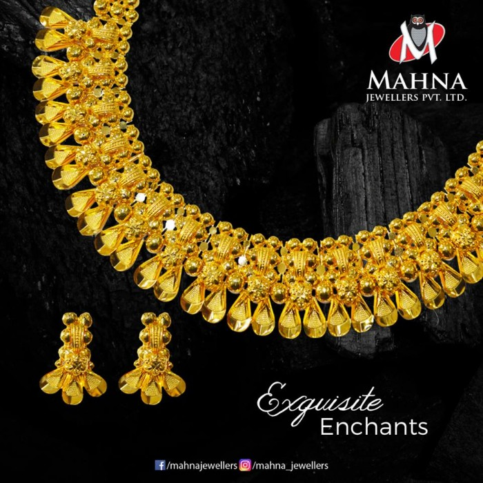 Mahna Jewellers Pvt Ltd