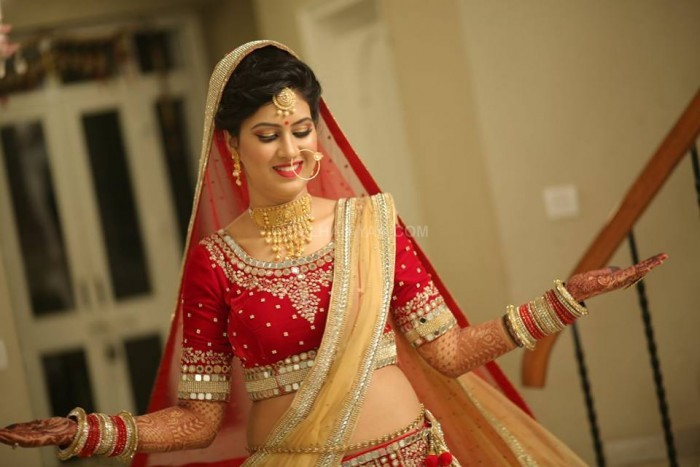 Bridal Makeup by Pooja Sharma