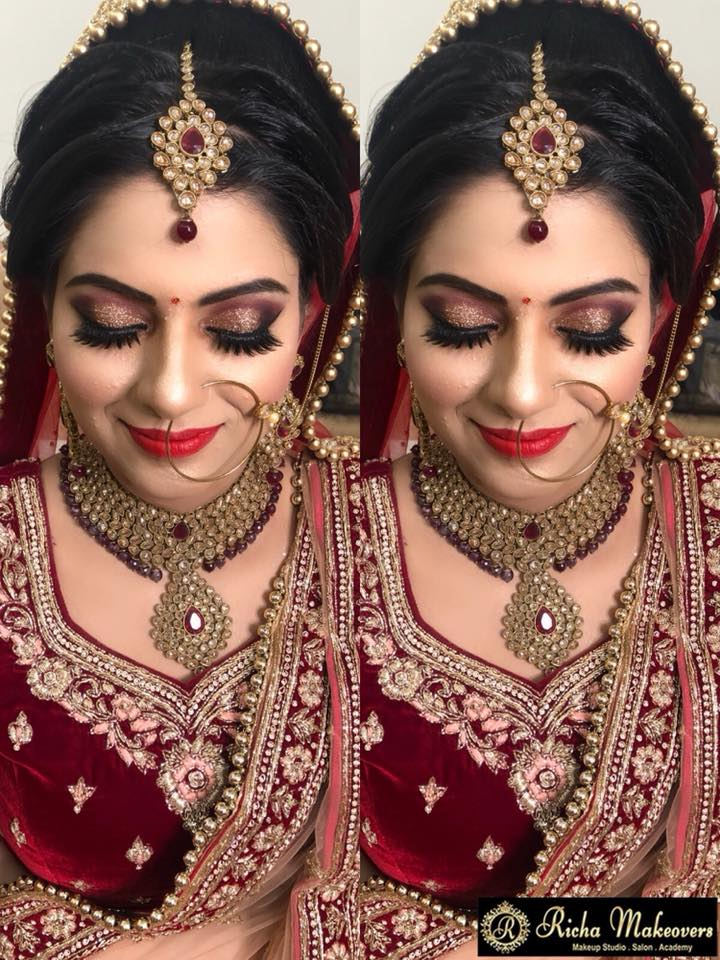 Richa Makeovers