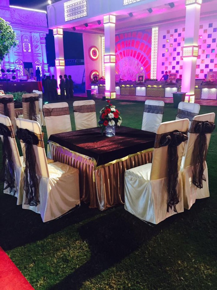Grand Imperial Banquet and Lawns