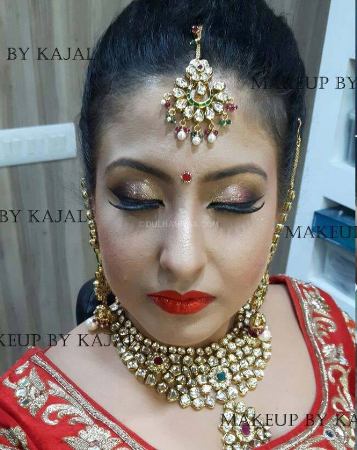 Makeup By Kajal - Kajal Sharma