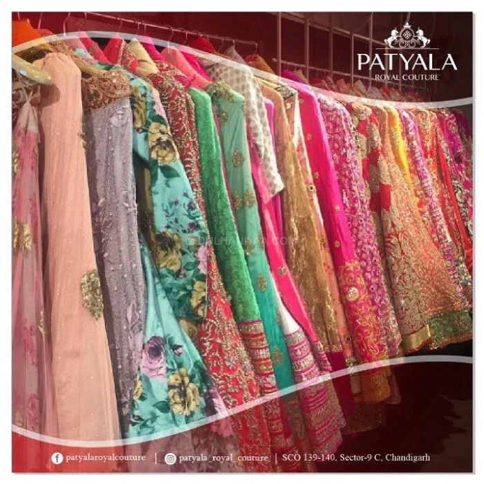 Patyala Royal Couture