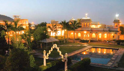 Jeevantara Resort - Udaipur Resort
