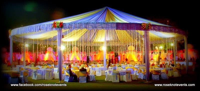Roseknot Events