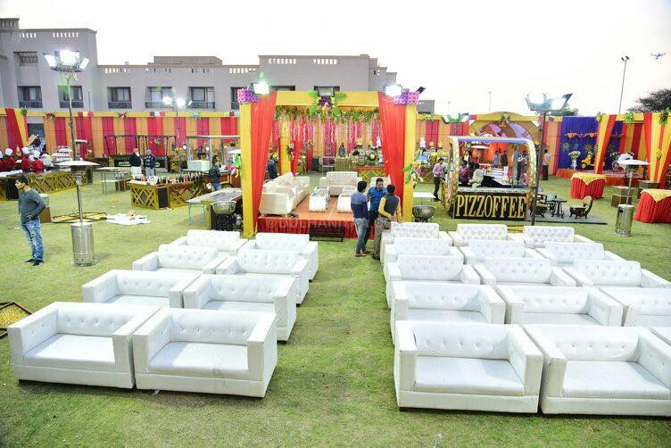 BEE Q Events and Caterers