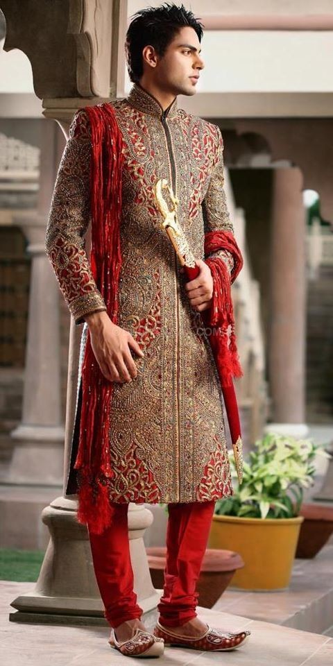 Vivah - A Collection of Grooms Wear