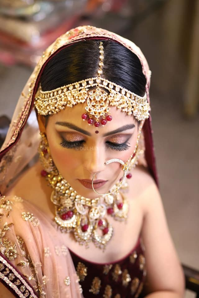Crush makeup studio by Rakhi Seth