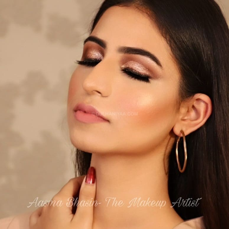 Aasma Bhasin - The Makeup Artist