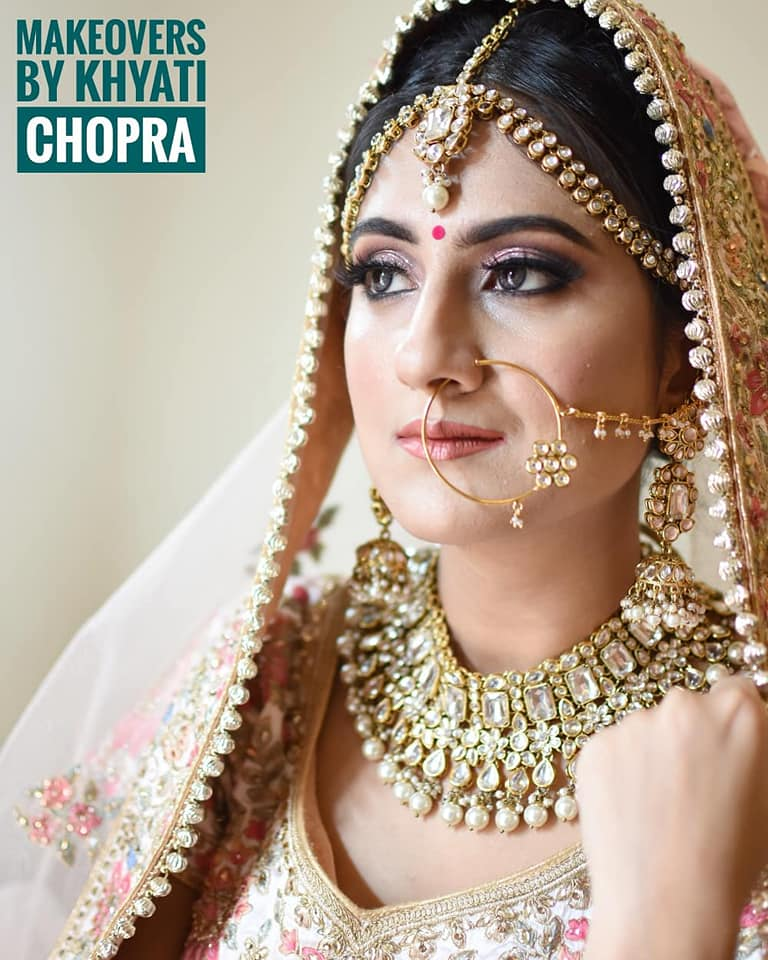 Makeovers by Khyati Chopra