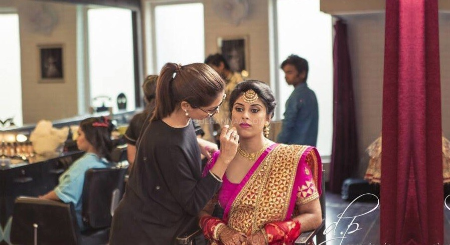 Chandni Singh Bridal Makeup