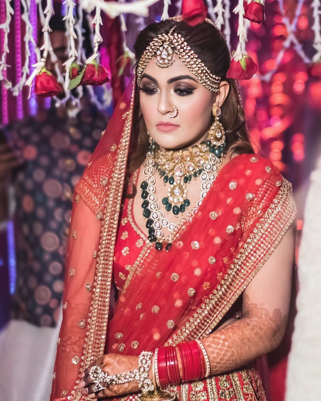Makeup by Meghna Roda