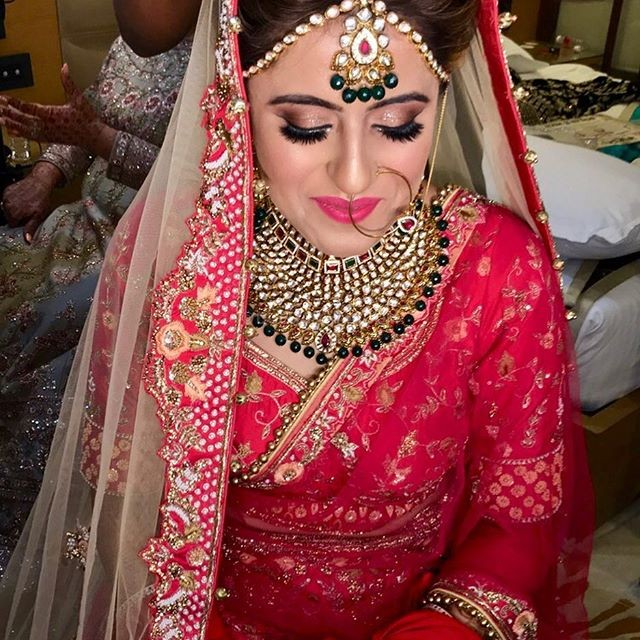Makeup by Riddhima Sasan Anand
