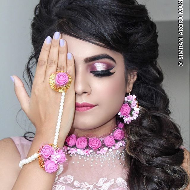 Simran Arora Makeovers