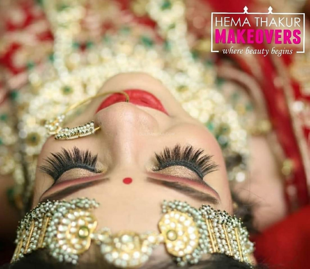 Price & Packages of Hema Thakur Makeovers - Bridal Makeup