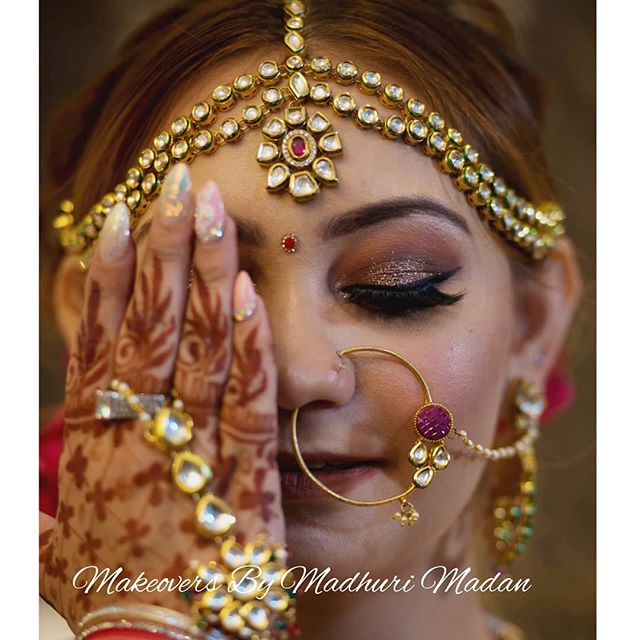 Makeovers by Madhuri Madan