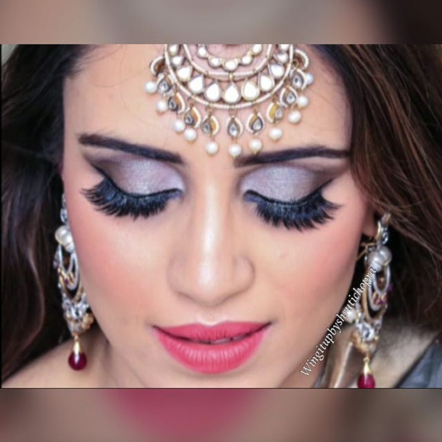 Make up by Shruti Chopra