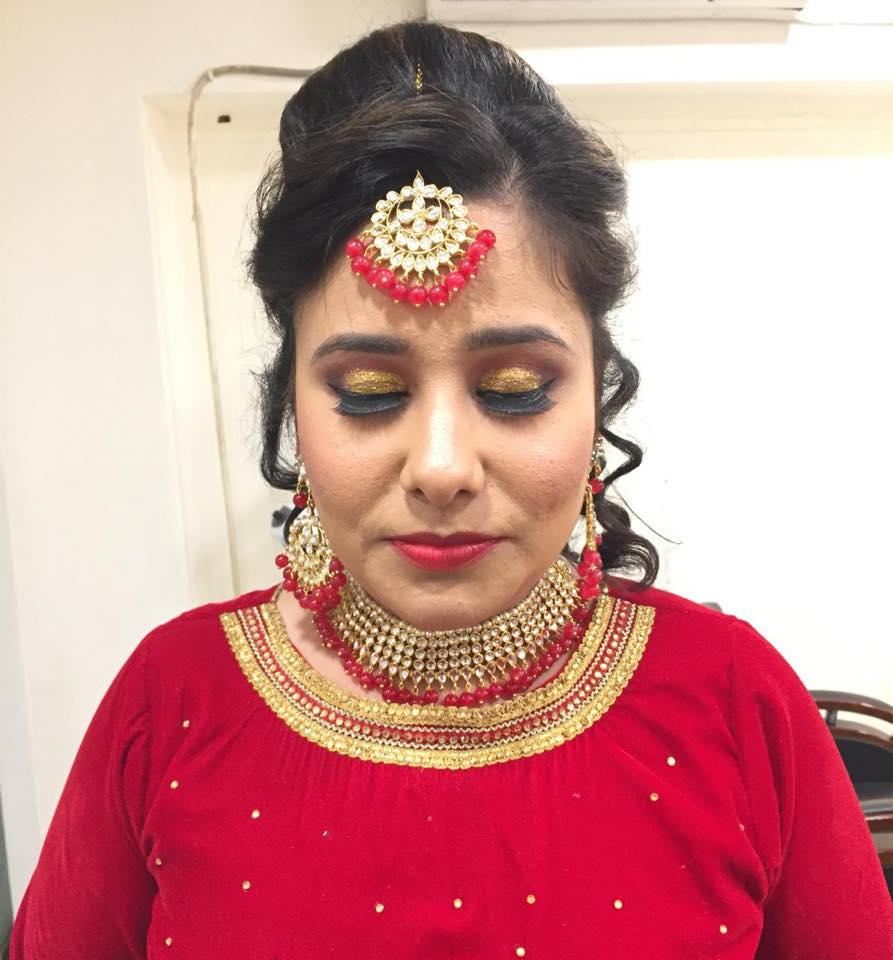 Nisha Khurana Makeovers