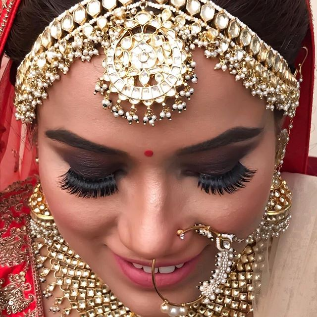 Makeup by Aakriti Saxena