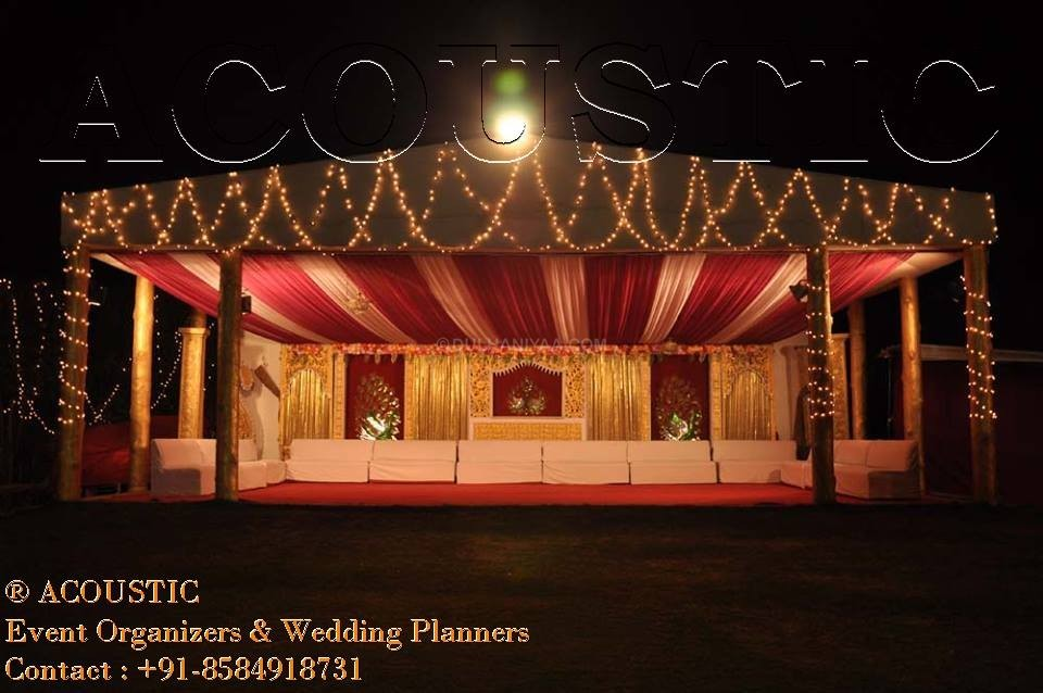 Acoustic Event Planners