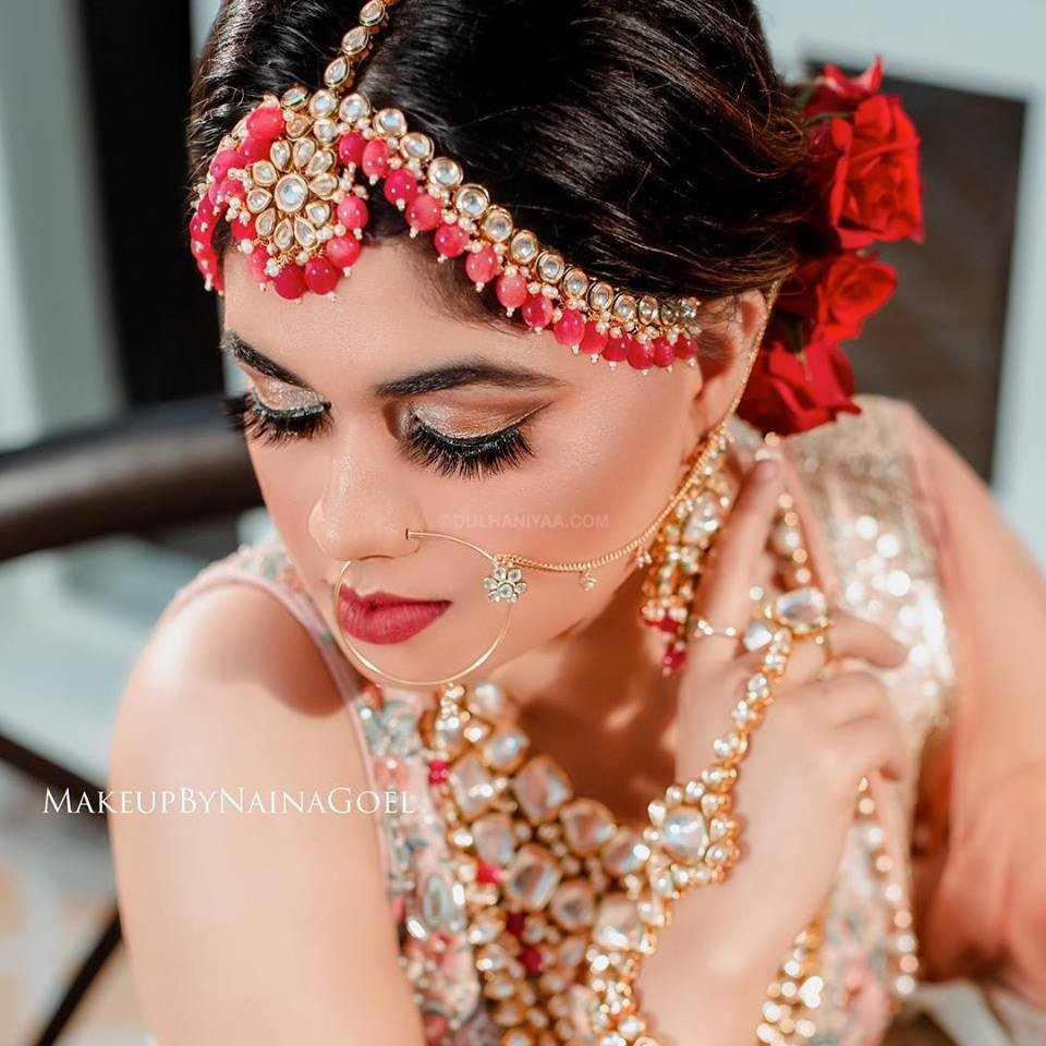 Makeup by Naina Goel