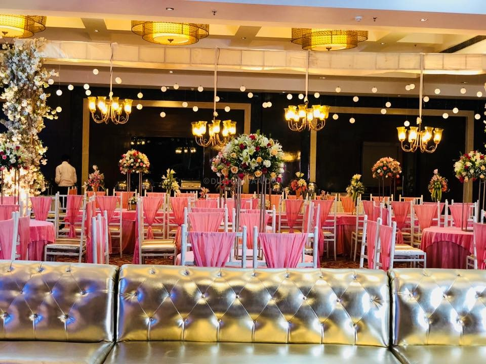 Colors Wedding Decor