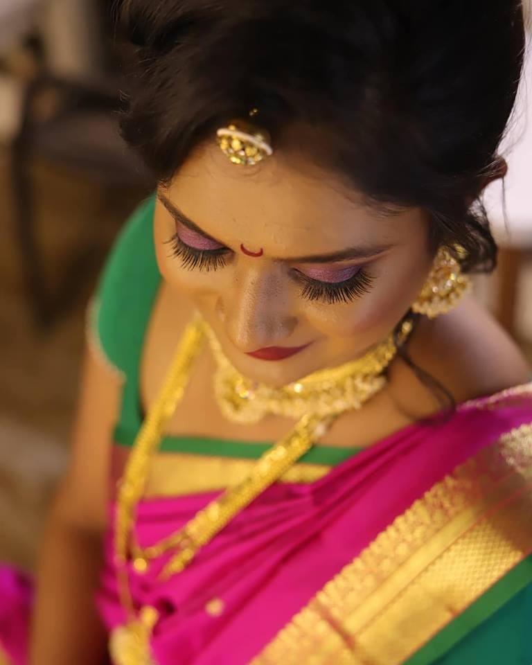 Anushree Makeup Artist