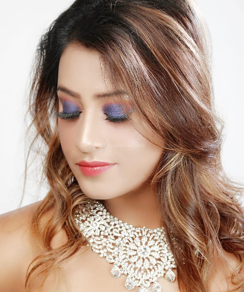 Pari Gaur Makeup Artist and Hairstylist