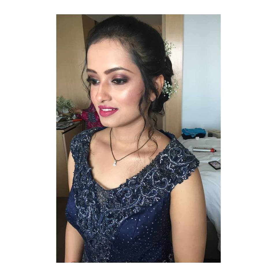 Makeup And Hair By Disha Shetty