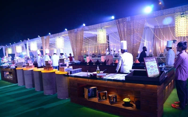 M K Caterers