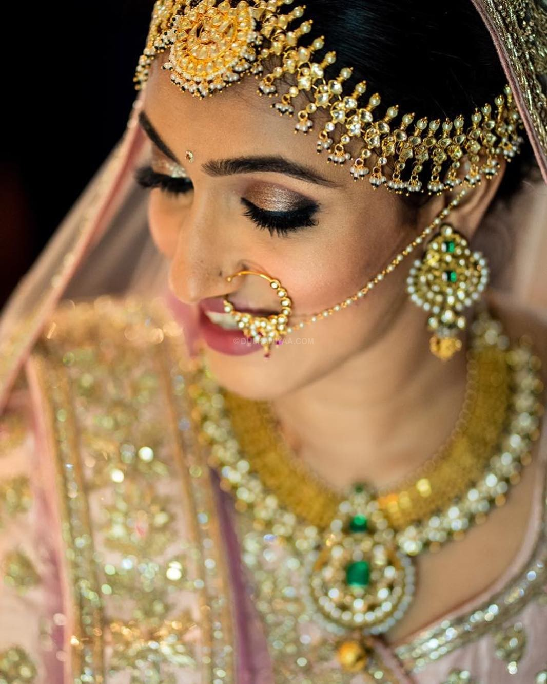 Recinda Martis Bridal Makeup