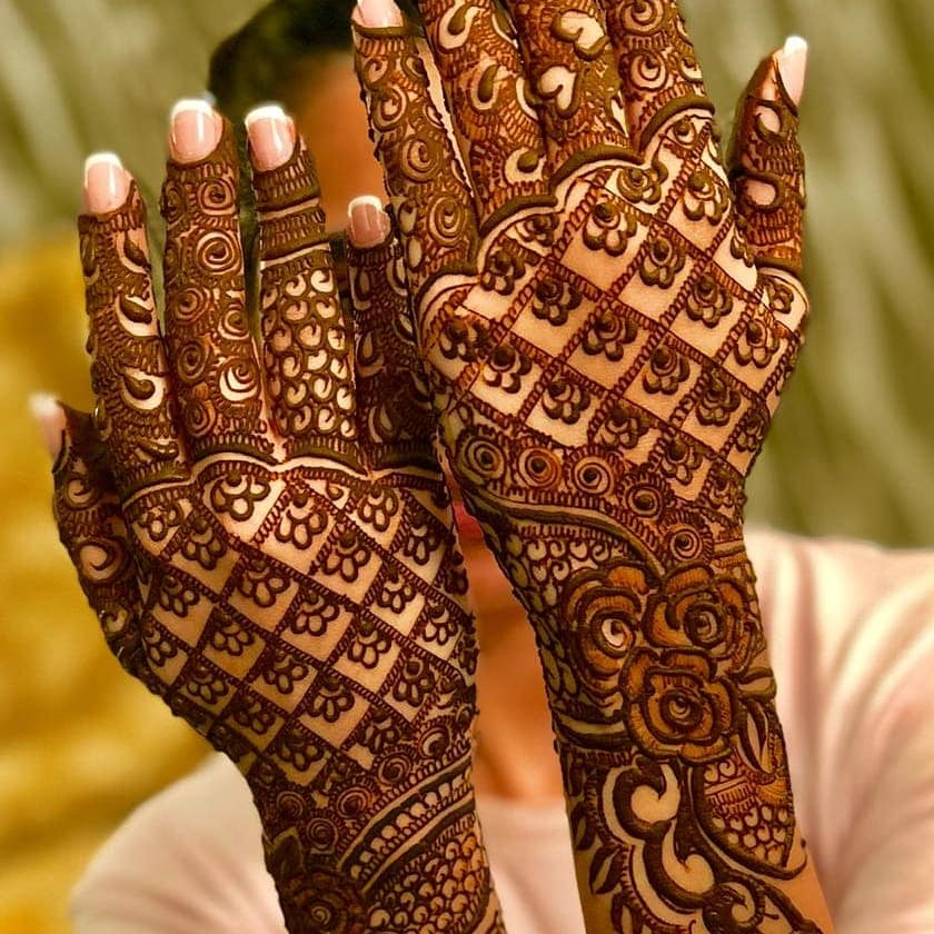 Anjum Mehendi Creation